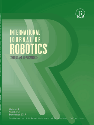 International Journal of Robotics, Theory and Applications